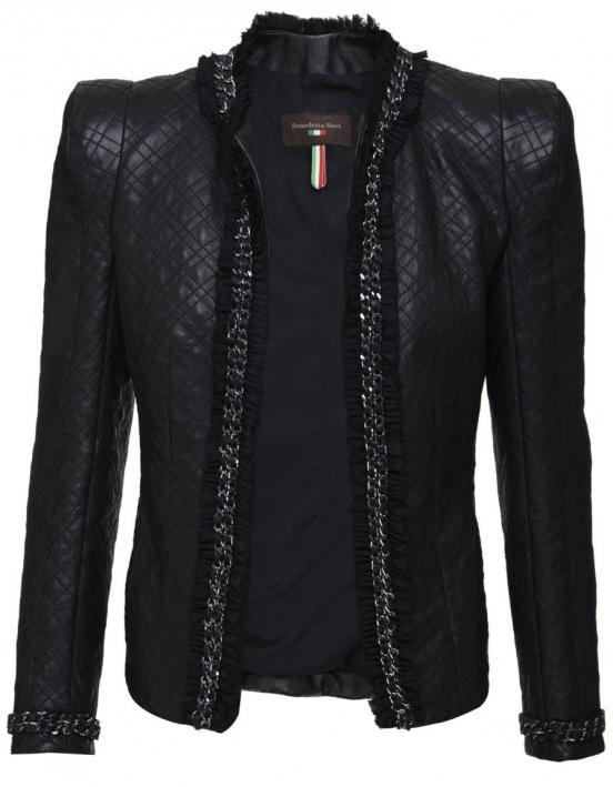 Вещи, необходимые каждой моднице: стеганая куртка.