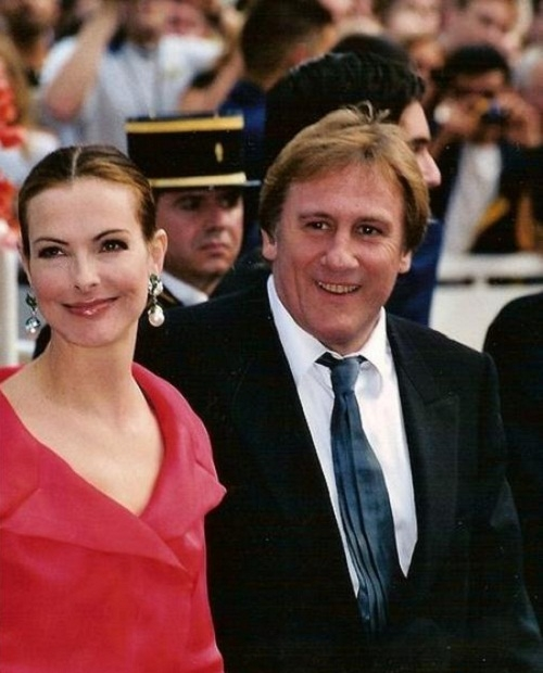 Жерар депардье и его дети фото