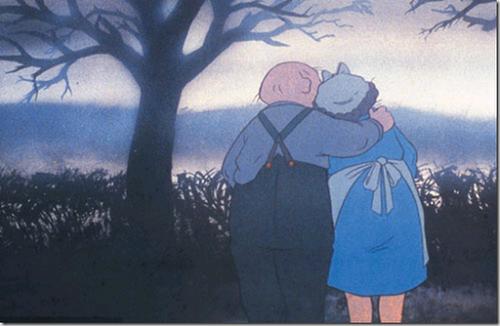 «Босоногий Гэн» / 1983