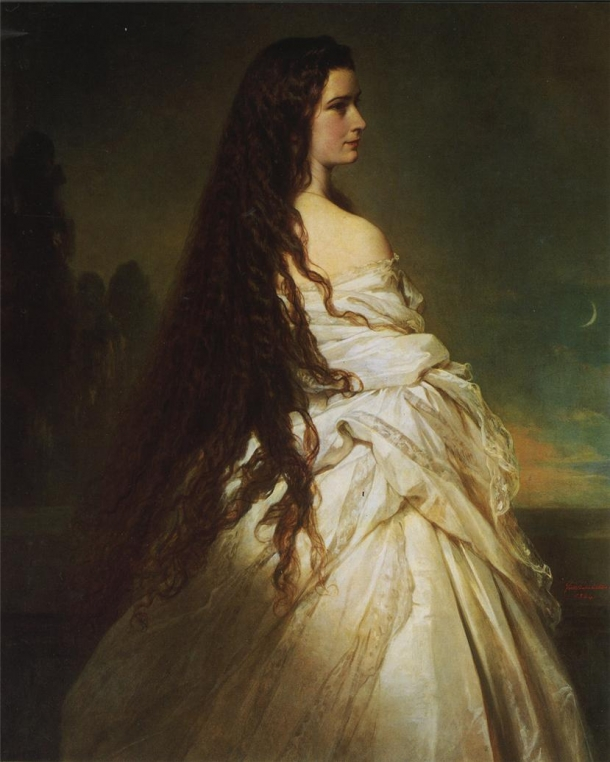 Королева сиси австрия биография
