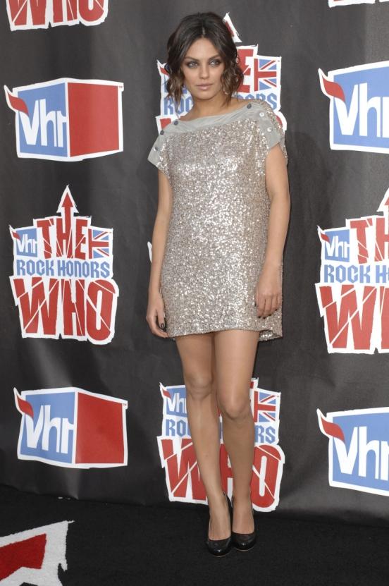Короткие платья знаменитостей