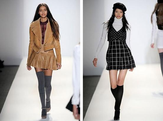 мода лето 2012 для подростков девочек в картинках.