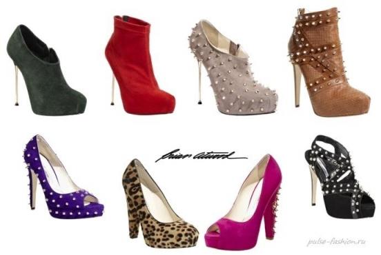 Брендовая Обувь Весна 2014
