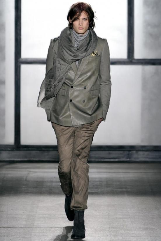 Мужская мода зима-осень, мужские.
