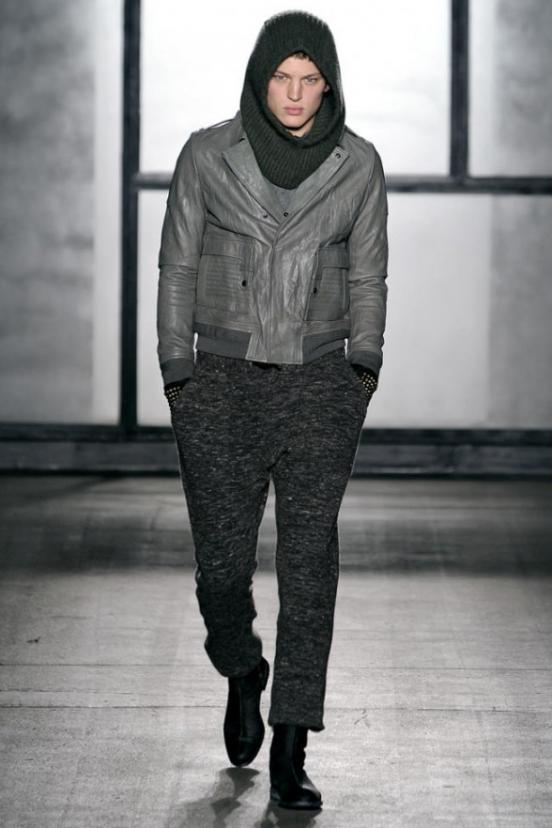 Модные мужские ветровки и куртки 2012 (19 фото) passion.ru.
