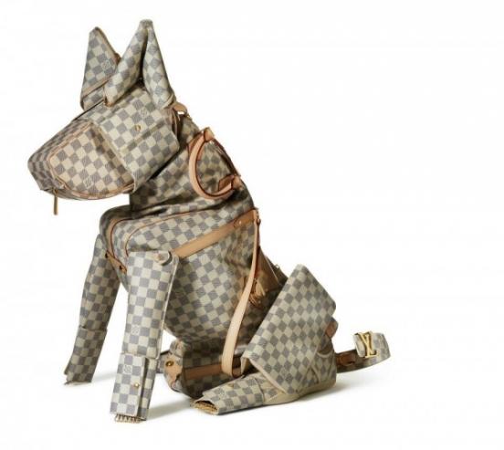 Louis Vuitton - by Billie Achilleos
