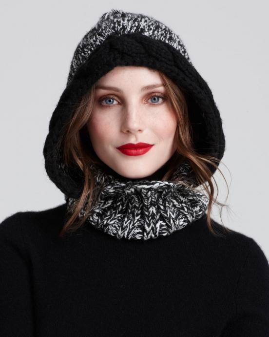 традиционные вязаные шапки