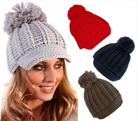 Вязание шапок спицами модели с фото