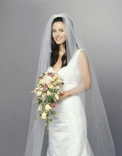 Сериал друзья свадебное платье
