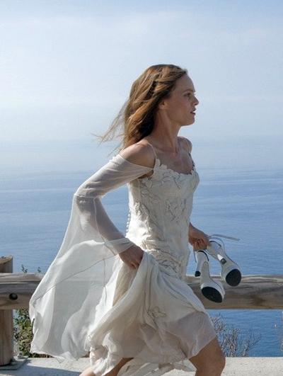 Свадебное платье из фильма сердцеедки