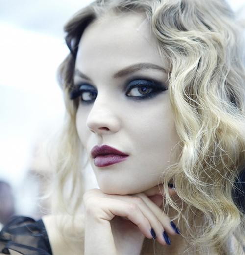 Красивое лицо девушки полячки фото