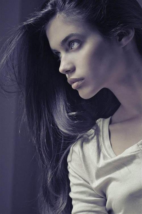 Португальская модель Сара Сампайо / фото 2015