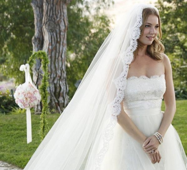 Свадебные платья из сериалов фото