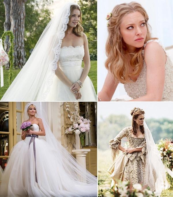 e0c4856d52c Лучшие свадебные платья мирового кино   фото 2019