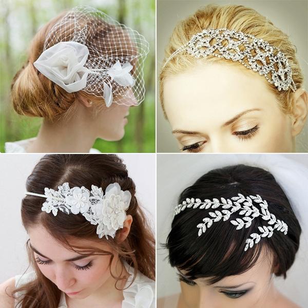 Заколки для волос цветы мастер-класс