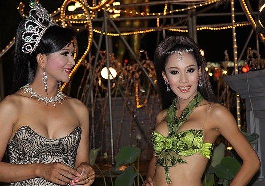 Тайландские трансвеститы