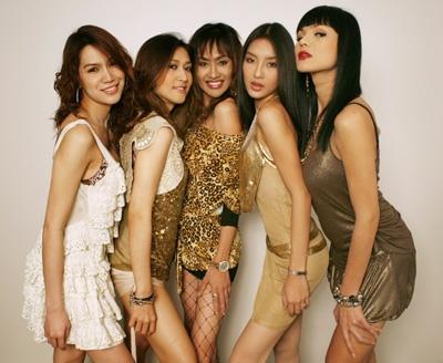 Транссексуалы таиланд