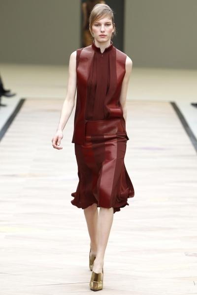 и кожаные юбки фото платья