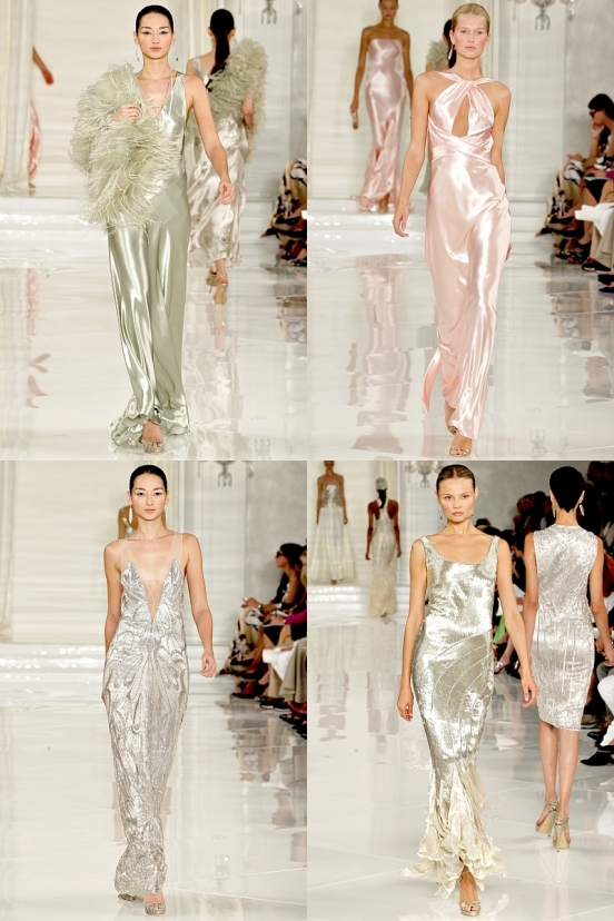 Длинные вечерние платья marchesa