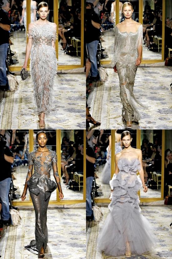 Длинные вечерние платья 2012 от Marchesa соединили в себе лучшее...
