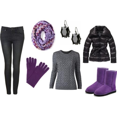 Модные угги сезона осень–зима 2 11/2 12 - Sweetstyle ru
