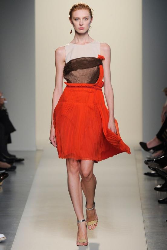 фото комбинированные летние платья