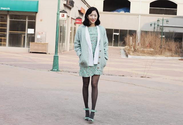 5da432a3f12 Уличная мода Кореи  блоггеры   фото 2019