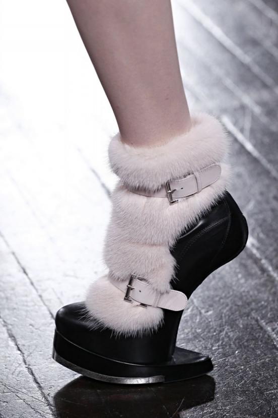 Модная Обувь Весна 2014 В Фотографиях