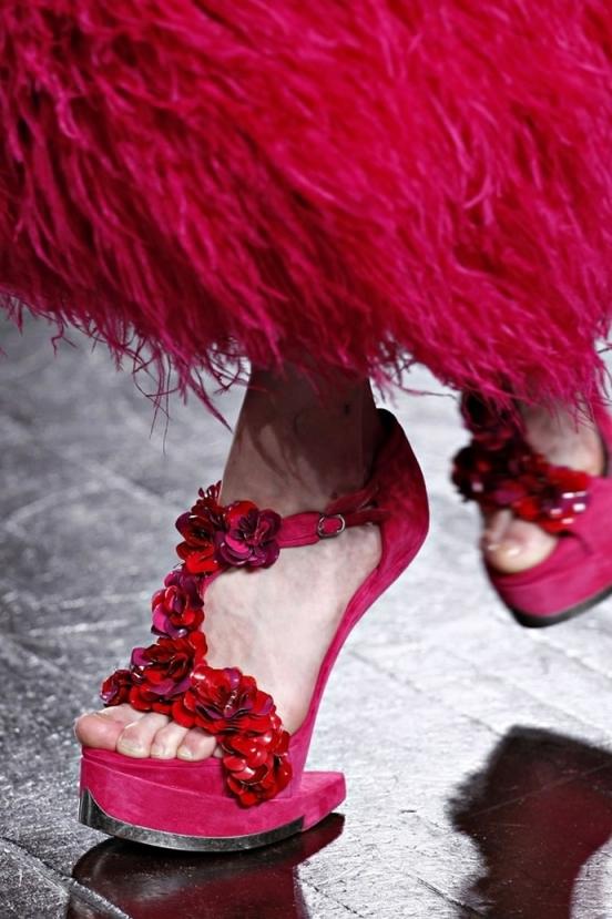Модная Весенняя Обувь 2014 Год