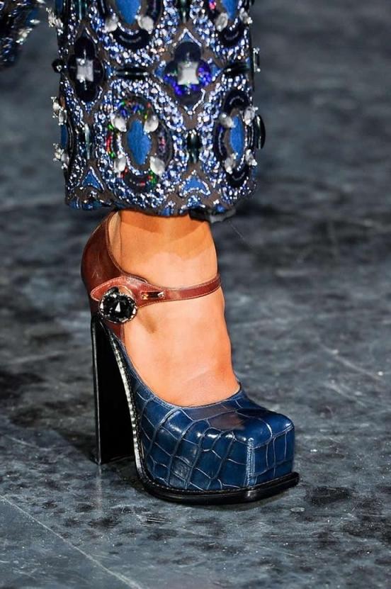 Модная Обувь В 2014 Году