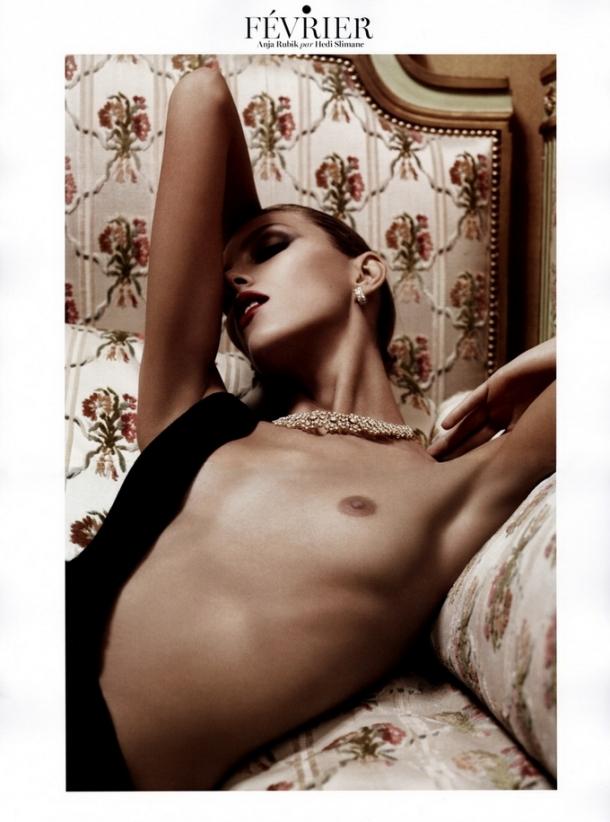 Vogue Paris - ის 2013 წლის კალენდარი (1)