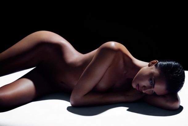 ირინა შეიკი პროექტ Natural Beauty-სთვის.