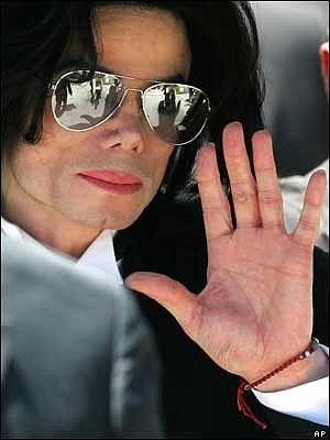 Наш всеми любимый Майкл