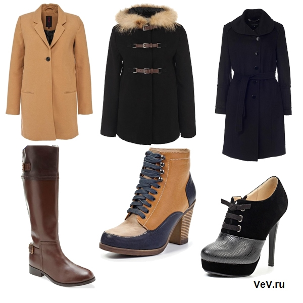 Обувь осень зима 2014 фото