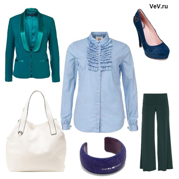 модные блузки 2012-2013