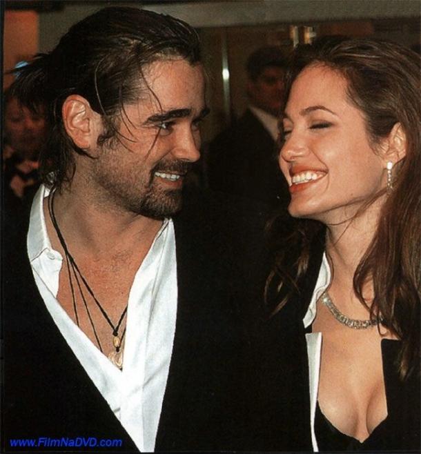Анджелина джоли мистер и миссис смит сексуальный момент