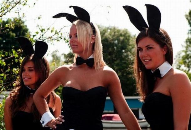 Фотографии девушек плейбоя одетые фото 641-40
