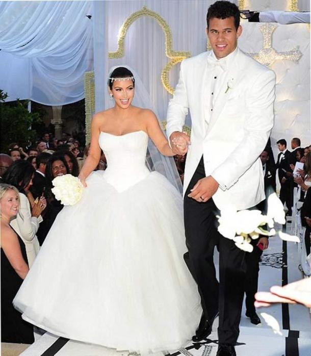 Свадьба ким кардашьян