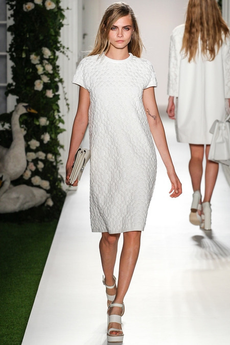 mulberry 2014 spring summer dress