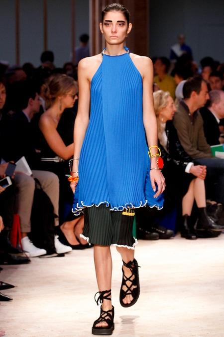 celine 2014 spring summer dress