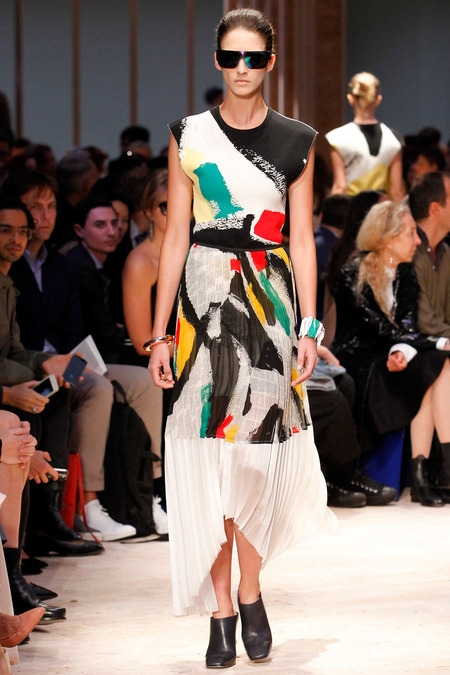 celine 2014 spring summer dress