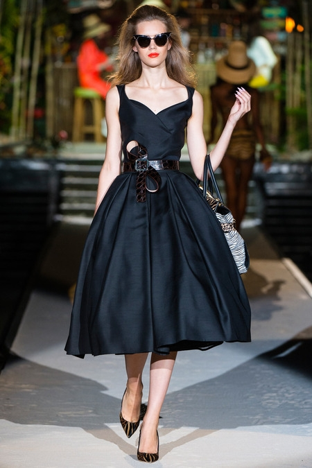 dsquared 2014 spring summer dress  new look