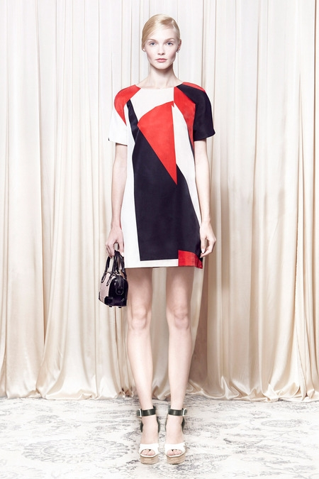 alice&olivia 2014 spring summer dress
