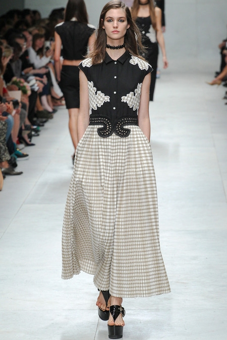 carven 2014 spring summer dress