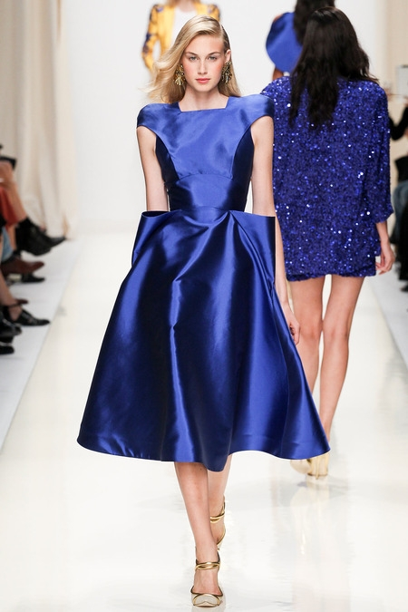 valentin yudashkin 2014 dress