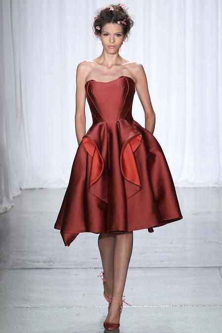 zac posen 2014 dress