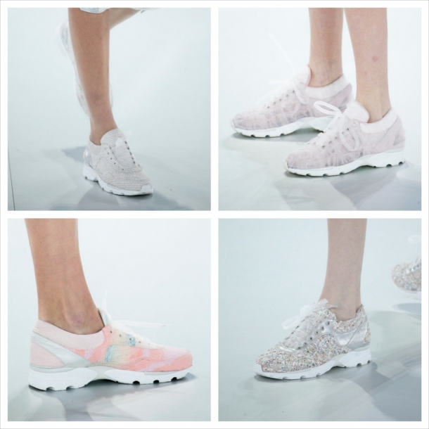 chanel haute couture 2014 sneakers