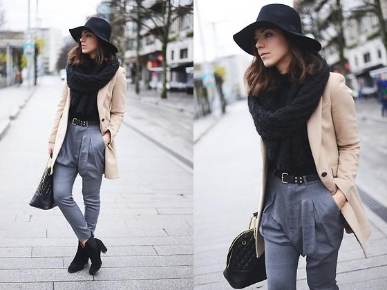 шляпа и пальто фото