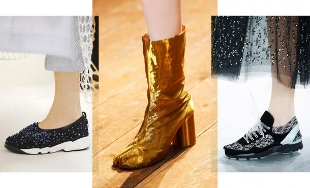 9681167fc Приглашаем и вас удивиться изобретательности именитых брендов, взять на  вооружение модные идеи или подобрать для себя идеальную пару обуви сезона  весна-лето ...