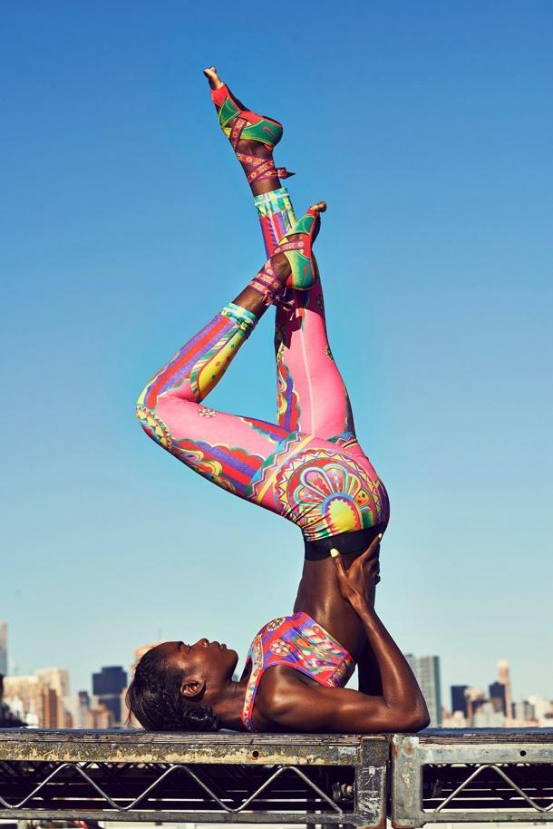бразильская спортивная одежда для фитнеса